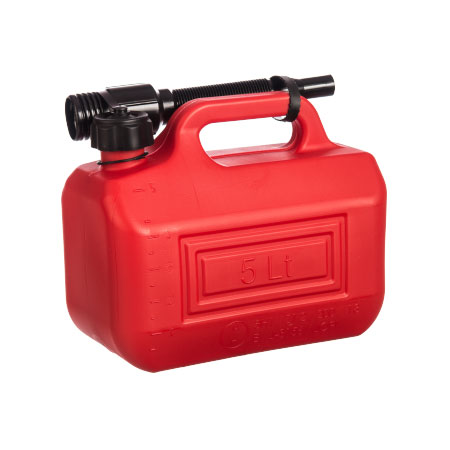 Jerrycan 5 liters