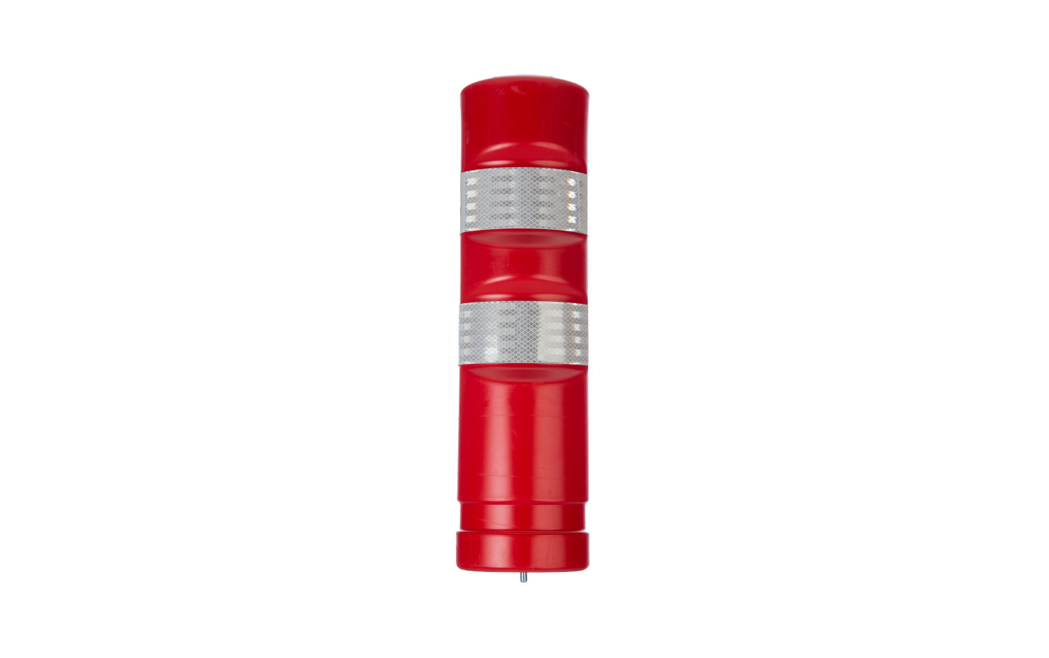 Red Traffic Delineator